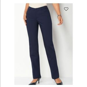 Christopher and Banks Trouser dress pants navy